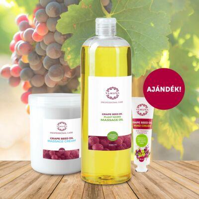 Táncoló szőlőszemek masszázscsomag