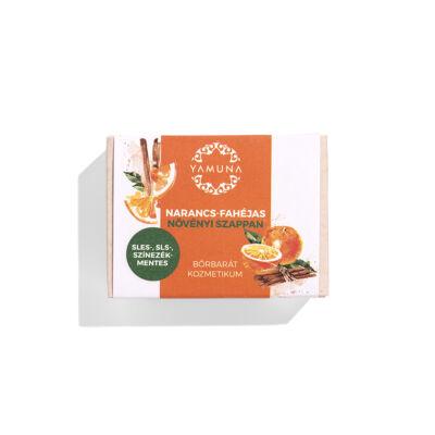 Narancs-fahéjas szappan 110g