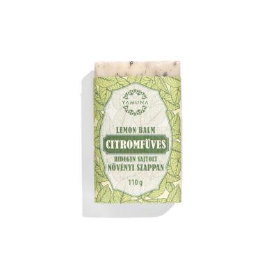 Citromfüves hidegen sajtolt szappan 110g