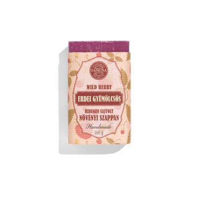 Erdei gyümölcsös hidegen sajtolt szappan 110g