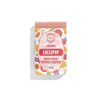 Lollipop hidegen sajtolt szappan