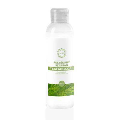Folyékony szappan teafaolajjal 250ml