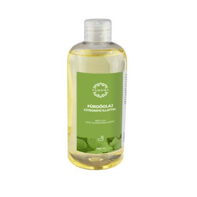 Fürdőolaj citromfű illattal 500ml