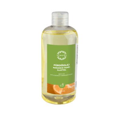 Fürdőolaj narancs-fahéj illattal 500ml