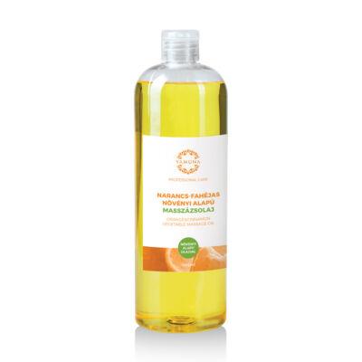 Narancs-fahéjas növényi alapú masszázsolaj 1000ml