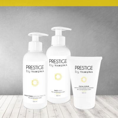 Prestige by Yamuna arctisztító csomag kombinált bőrre