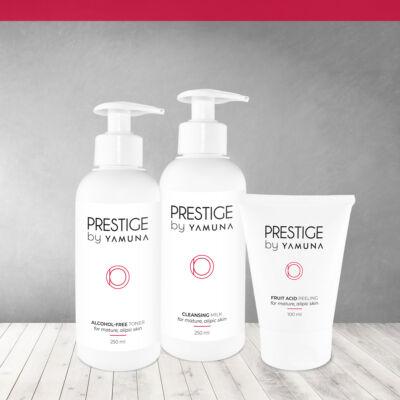 Prestige by Yamuna Tisztító csomag, zsírhiányos, érett bőrre